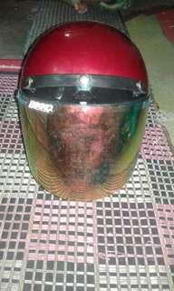 Helmet SGV MAROON
