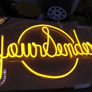 Neon LED Sign