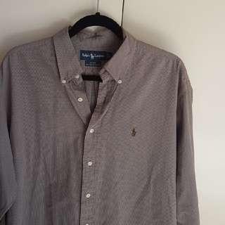 Vintage Ralph Lauren dress shirt