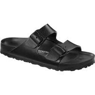 NEVER WORN Men's Birkenstock Arizona Eva Sandal Black