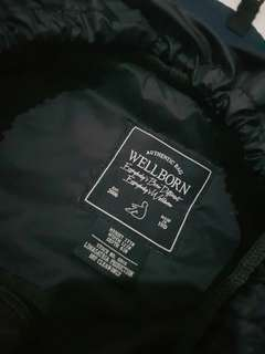 Tas Wellborn Backpack