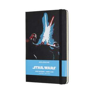 Brand New Moleskine Limited Edition Star Wars, Large, Ruled, Hard Cover (5 X 8.25)