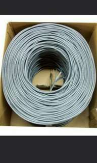 Clearance Cat 6 cable 100m