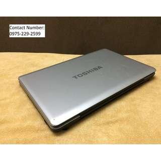 Toshiba Celeron 640GB Hard Drive 2GB Ram 15.6 inches (Ready to use)