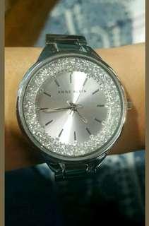 Anne Klein Glittery Watch