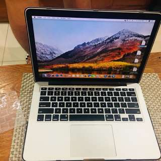 macbook pro mid 2014,  8gb ram , 256 ssd