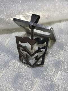 Stainless steel pendant transformer . will not rust