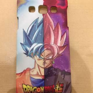 CUSTOM CASE FULLPRINT Goku
