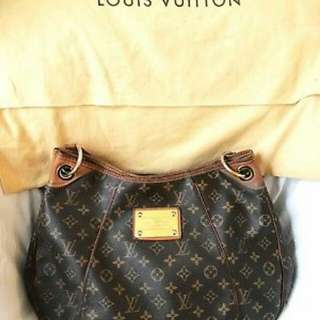 Authentic Used Louis Vuitton Galliera PM Handbag