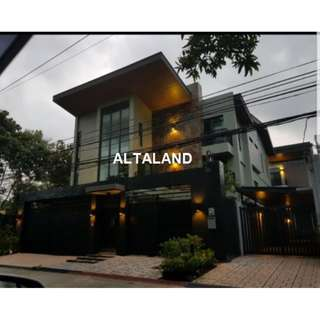 480SQM VARSITY HILLS Quezon City SINGLE DETACHED House and Lot For Sale