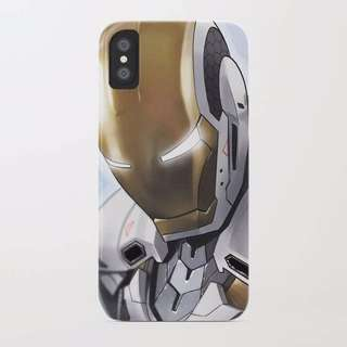 CUSTOM CASE IRON MAN