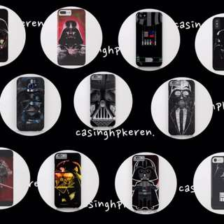 CUSTOM CASE DARTH VADER