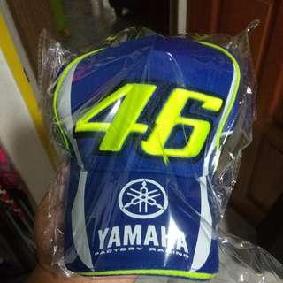 Yamaha Velentino Rossi Cap Hat Motorcycle Racing VR46 Cap