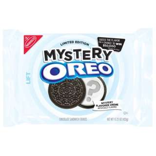 Limited Quantities - Oreo Mystery Flavor