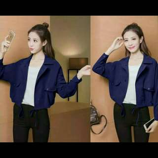 MF - 0318 - Outwear Jaket atau Sweater Kim Parka