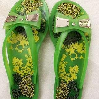 Miss Sixty 翠綠色涼鞋