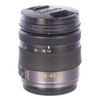 Cheapest! PanasonicLumix G Vario 14-45mm f/3.5-5.6 ASPH. MEGA O.I.S. Lens