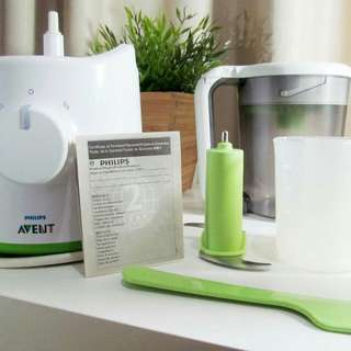 Philips Avent Blender & Steamer