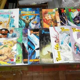 Comic book(malay)