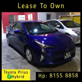 Lease to Own - Toyota Prius Hybrid