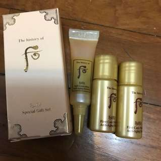 The History Of Whoo - Various Samples