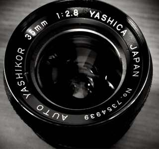 Yashica 35mm f2.8