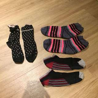 Mix socks