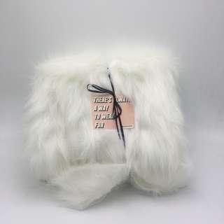 Faux Fur Plush