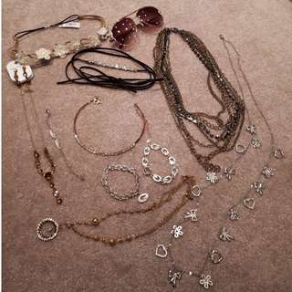 Jewelry and Accessories $5 EACH