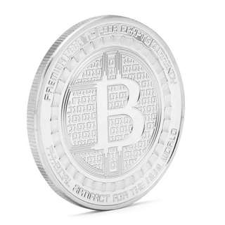 Anonymous Bitcoin Mint - Silver Coin