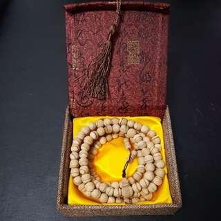 (8mm) 108 Agarwood beads