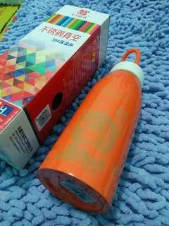 Botol Minum Orange