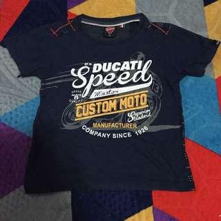 Ducati motor shirt