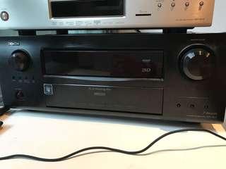 Denon AVR 3311 Home Theatre Amplifier