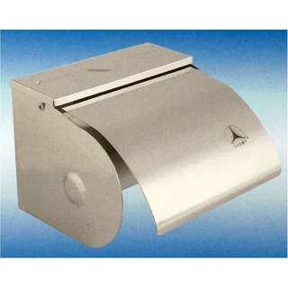 Showy Standard Stainless Steel Paper Holder