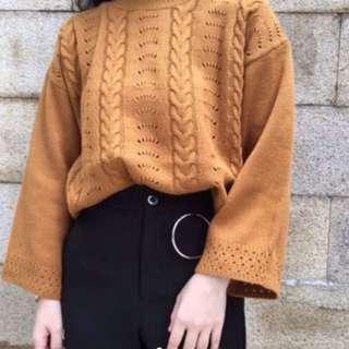 INSTOCK Ulzzang Knit Pullover