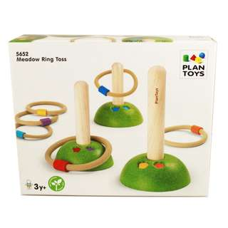 Toddler's Meadow Ring Toy