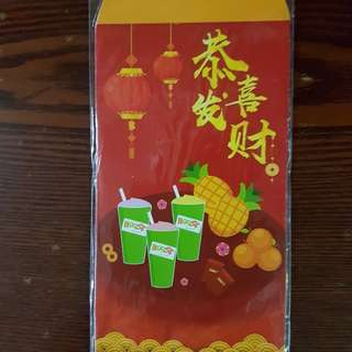 Red Packet BOOST JUICE BARS 3PCS