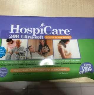 Hospicare 20r ultra soft , extra thick.