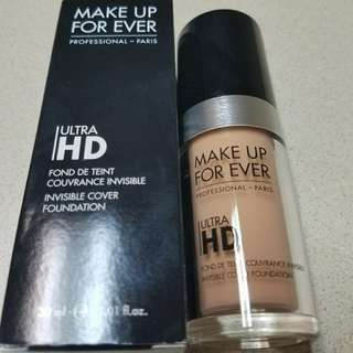 Make Up Forever Ultra HD Foundation R260