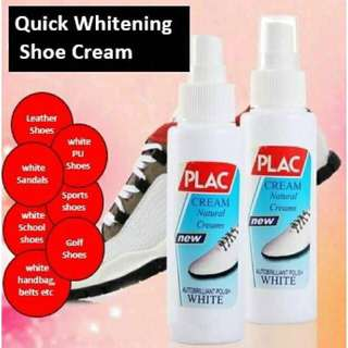 Plac White Shoe Cleaner 100ml