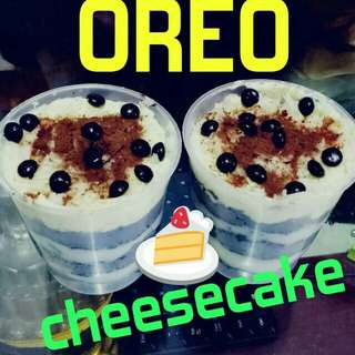 Oreo Cheese Cream Size S
