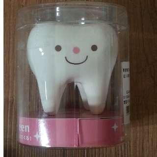 誠品-聖心陶芸Tooth牙齒綠植物