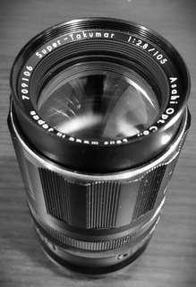 Super Takumar 105mm f2.8