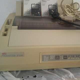 NEC Printer