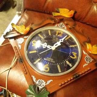 Vintage electrik clock
