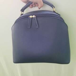 Sling Bag (Navy Blue)