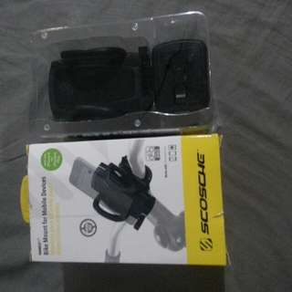 Scosche Bike mount for mobile device