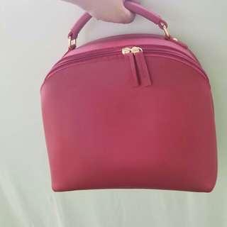 Sling Bag (Red)