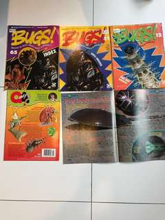 Bugs Science Series fr UK